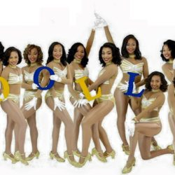 "Contrast: Southern University Dancing Dolls Performing ""Beautiful Monster"" by Ne-Yo (2010 &2016)"