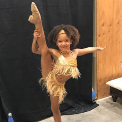 "Check out this 7-year-old Jazz Dancer Pay Homage to Legendary Tina Turner's ""Proud Mary"""