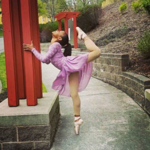 Pretty On Pointe Vol. 1: Check Out These Pretty Brown Dancers in Pointe Ballet Shoes