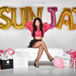Check Out Lifetime Tv's Bring It star Sunjai Williams' Fierce 21st Birthday Photo Shoot