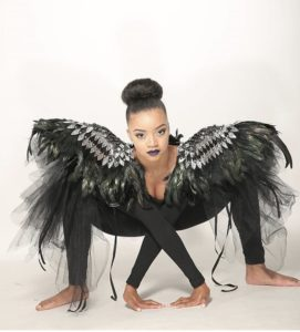"Bring it Star, Faith Thigpen's ""Queen of 18"" Photo Shoot Photo Credit: Will Sterling of Sterling Pics"