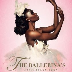 The Ballerina's Little Black Book is the Best Centerpiece for Your Coffee Table