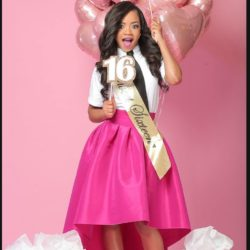Inside Look at Bring It! Star Faith Thigpen Sweet 16 Photo Shoot
