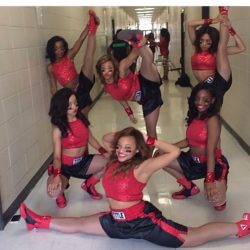 Stars of Bring It! Slays The #ViewSlide Challenge