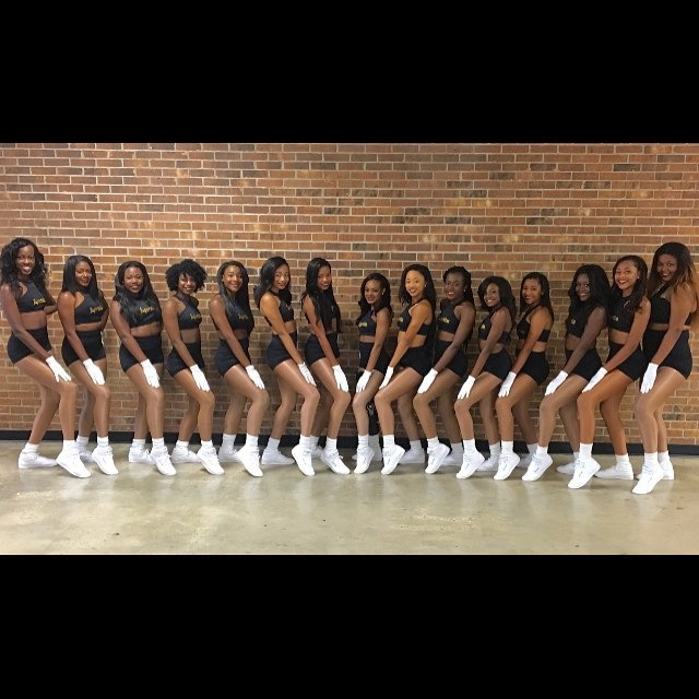 Formation: East St. John High School Sugarettes