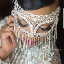 Hot Shots: Check out the Unseen Luxurious Bling Photoshoot of Bring It's Faith Thigpen with Photographer Will Sterling