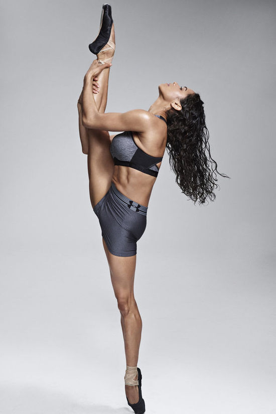 Misty Copeland for Health Magazine