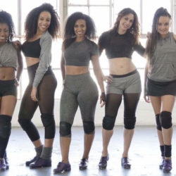 Watch The Syncopated Ladies Show Off Their Shape To The Fellas Through Tap Dance