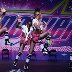 Watch These Pretty Tiny Dancers Run The Stage at Nexstar National Talent Competition 2017