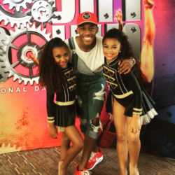 Dynamic Duo: Two Pretty Tiny Dancers Rock Out To Beyonce at The CountDown Dance Competition