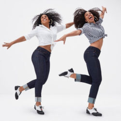"Fabulous Tap Dance Sisters Chloe and Maudie Arnold Featured in new ""Gap"" Campaign"