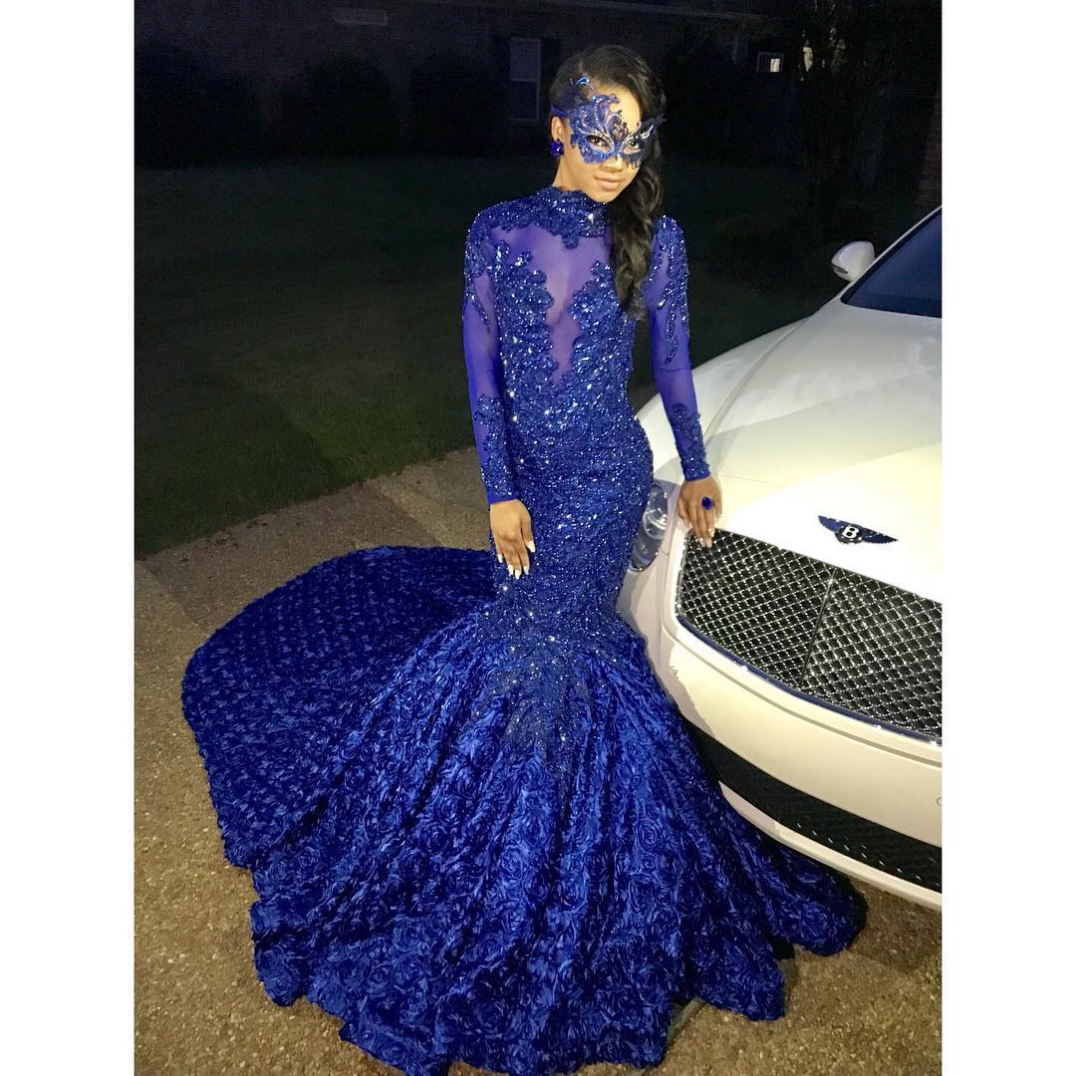 Check out the Prom 2018 Fashions of Bring It! Stars
