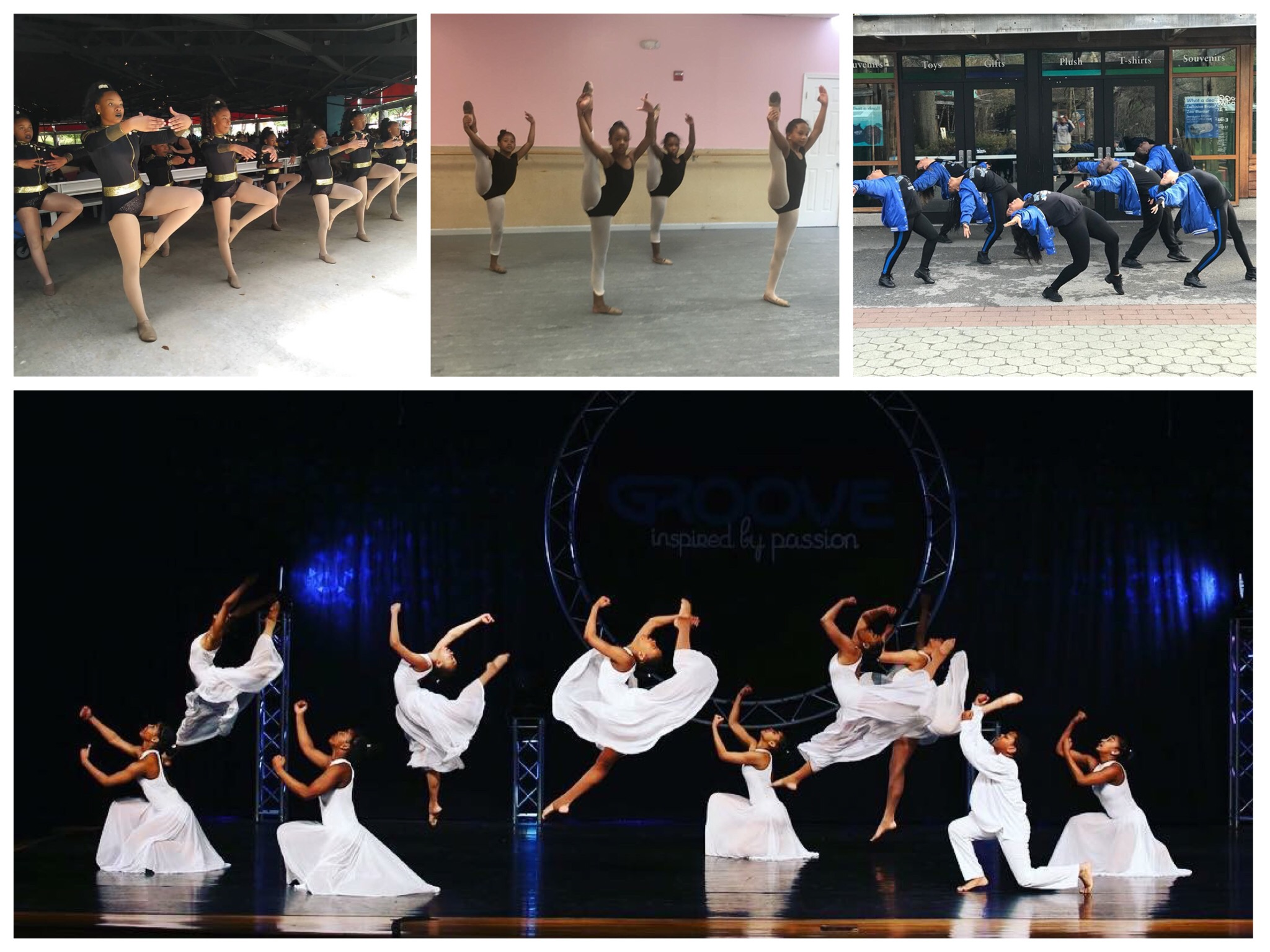 Dance Companies featured in the dance directory