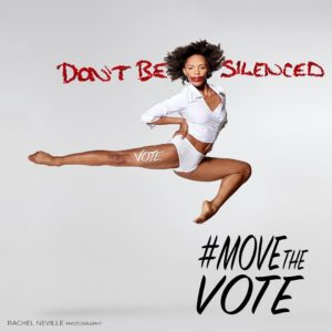 Dance Photographer Sparks A Movement For the 2018 Midterm Elections