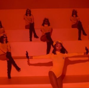 Grambling State Orchesis Performs for Beyonce At Coachella 2019