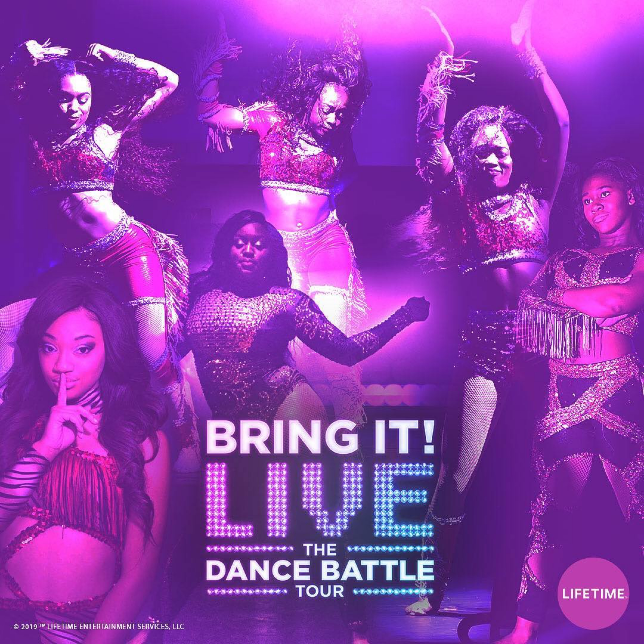 2019 Bring It! Live Dance Battle Tour Challenge
